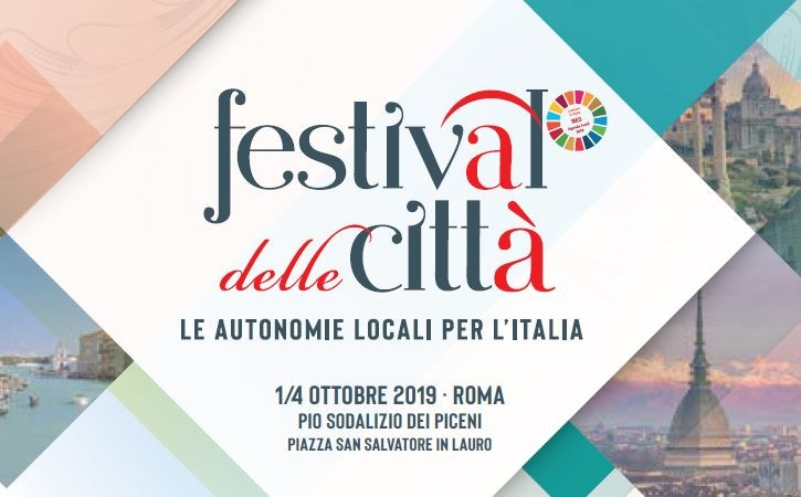festival delle cittè 1/4 ottobre 2019 - Roma