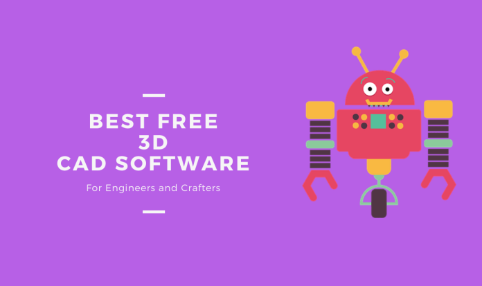 5 Best Free 3D CAD software For Engineers
