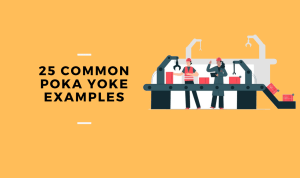 25 common poka yoke examples