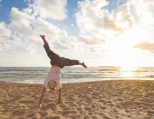 cartwheeling into a better life