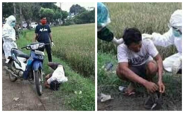 Diputus Pas Lagi Sayang Sayangnya Pemuda Ambyar Di Jalanan