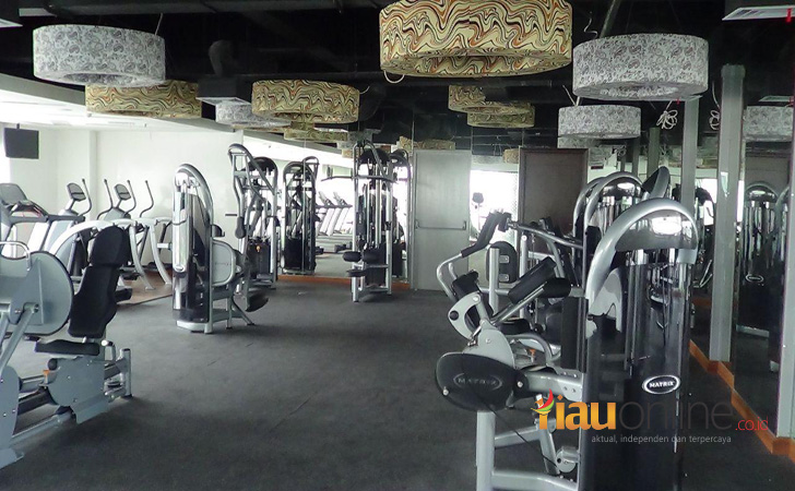Wah Grand Central Hotel Pekanbaru Promo Gym Menarik