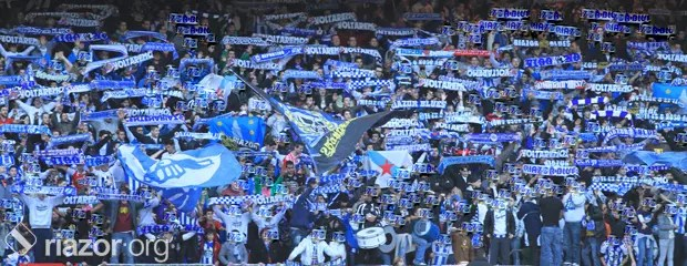 Depor_Cartagena_Riazor_Blues