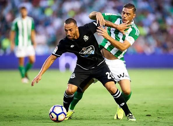 Guilherme volvió a ser titular en el centro del campo, junto a Pedro Mosquera. Foto: GettyImages