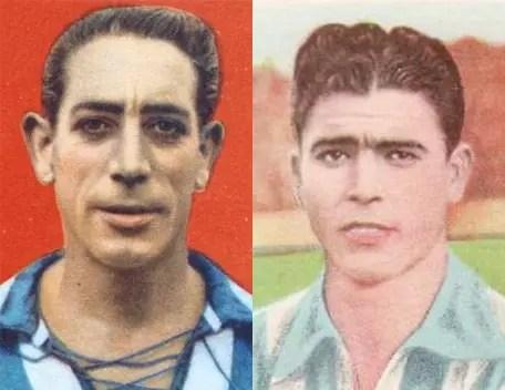 Guimerans y Reboredo, héroes del primer triunfo en Balaídos en Primera. Foto: BDFútbol