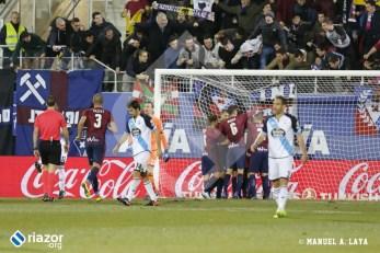 El Deportivo inicia la segunda vuelta con derrota.
