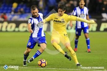 Emre Çolak volvió a jugar por detrás del punta, donde más rinde.