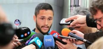Florin Andone prensa