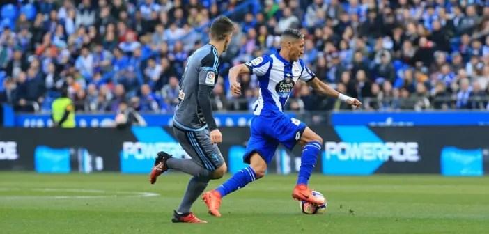 Fayçal Fajr - Dépor vs Celta