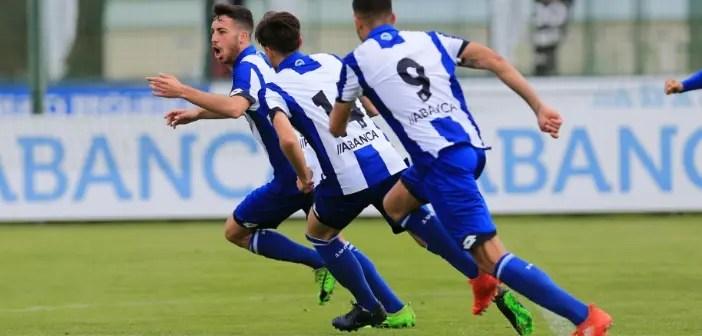 Fabril - Deportivo B - Gol
