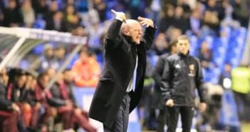 Pepe Mel - Deportivo vs Atlético de Madrid