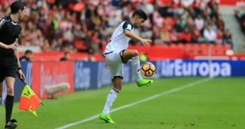 Juanfran - Sporting de Gijón vs Deportivo