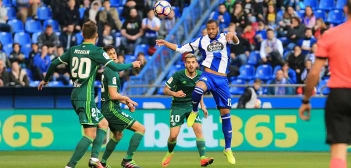 Sidnei - Deportivo vs Betis