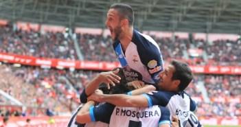 Florin Andone - Sporting de Gijón vs Deportivo