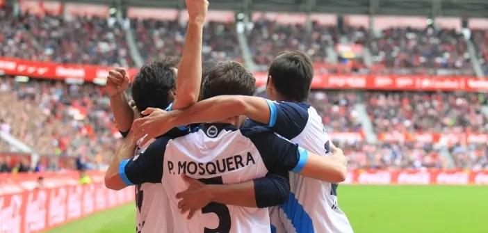 Pedro Mosquera - Sporting de Gijón vs Deportivo
