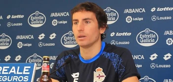 Pedro Mosquera rueda de prensa