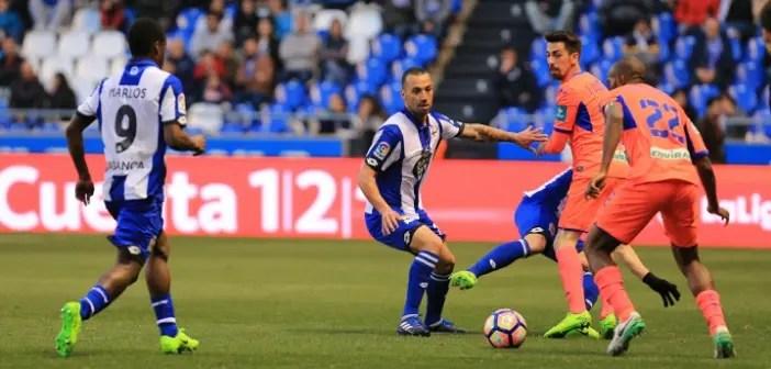 Deportivo vs Granada: Guilherme