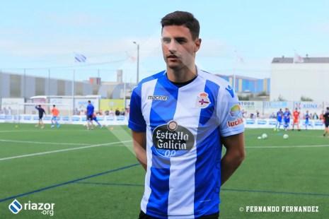 Fabian Schär Bergantiños Pretemporada