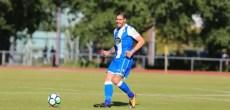Albentosa en el Silva vs Deportivo