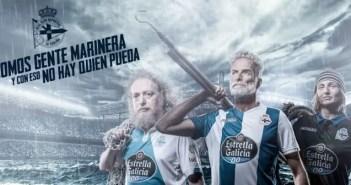 Camisetas Deportivo Coruña 17/18