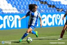 Dépor Femenino - Athletic de Bilbao: Tere Abelleira