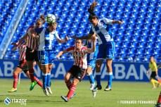 Dépor Femenino - Athletic de Bilbao: Silvia Mérida
