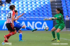 Dépor Femenino - Athletic de Bilbao: Peke