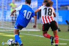 Dépor Femenino - Athletic de Bilbao: Lía Muíño