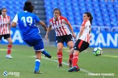 Dépor Femenino - Athletic de Bilbao: Gaby