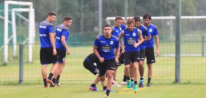 Bakkali - Entrenamiento Deportivo - 25 de agosto