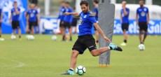 Celso Borges - Entrenamiento Deportivo - 25 de agosto