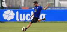 Borja Valle - Entrenamiento Deportivo - 25 de agosto