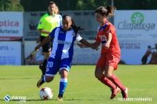Deportivo Femenino - Sárdoma: Kika