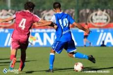 Fabril - Valladolid B: Manuel Romay