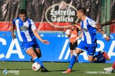 Fabril Valladolid B: Uxío Borja Galán