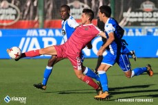 Fabril Valladolid B: Álvaro Queijeiro y One Steve Aldo