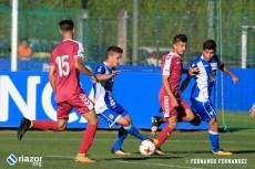 Fabril Valladolid B: Óscar Pinchi y Lucas Viña