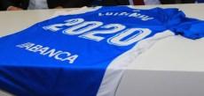 Renovación Luisinho 2020 camiseta Deportivo