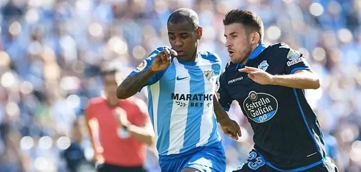 ¿Cómo titularías el Málaga – Deportivo de Liga?