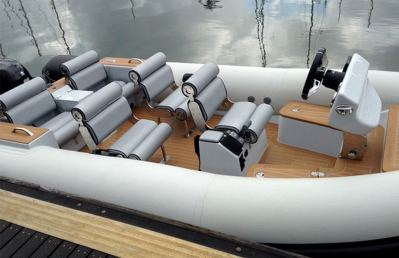 Rib-X Action 2 Superyacht Tender