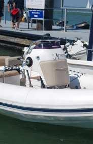 Rib-X Athos 2 Superyacht Tender