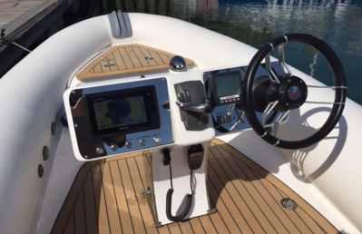 Rib-X Ellen V3 Superyacht Tender