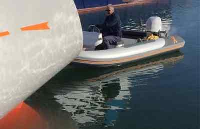 Rib-X Firebird1 Superyacht Tender