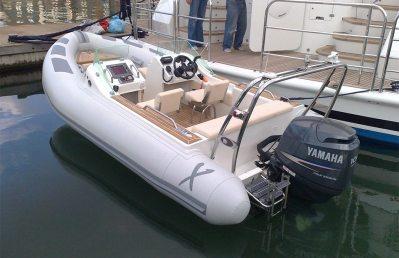 Rib-X Sofia Superyacht Tender