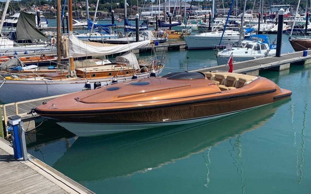 Vikal International 11.2 Sportsboat  | £275,000