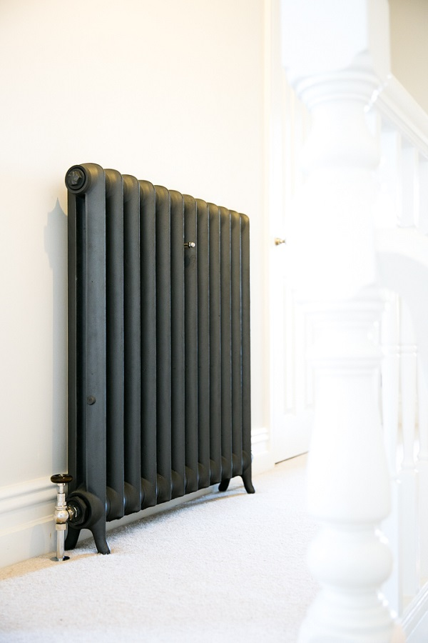 Home Tour Cast Iron Radiators fitted in a Victorian