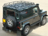 DA4718 - EXPEDITION ROOF RACK 90 - Land Rover Parts