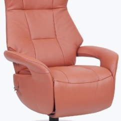 Easy Chairs With Integral Footrest Power Wheelchairs Sitbest Slimline Chelsea Swivel Chair, All Cotto Toledo Leather.