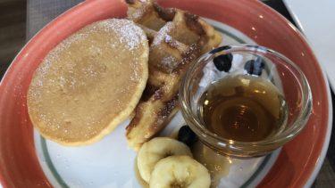 和歌山旅行2日目 南紀白浜マリオットホテル Grill & Dining G で朝食ブッフェをいただきました