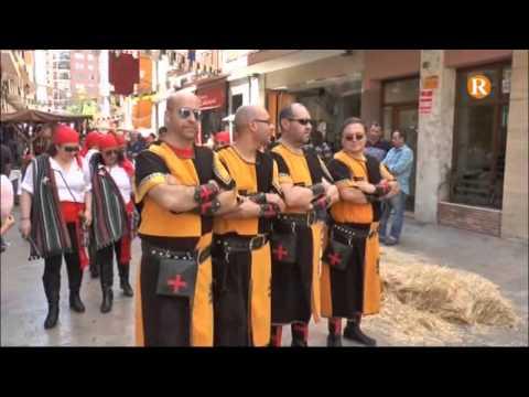 """L'Associació de Moros i Cristians """"La Vila d'Alzira"""" ha celebrat el seu tercer mig any fester"""